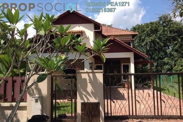 For Sale Bungalow at Sungai Buloh Country Resort, Sungai Buloh Freehold Semi Furnished 6R/4B 1.4m