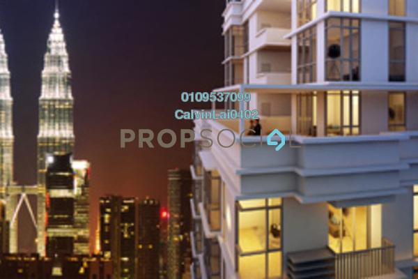 For Sale Serviced Residence at Jalan Imbi, Bukit Bintang Freehold Semi Furnished 1R/1B 650k