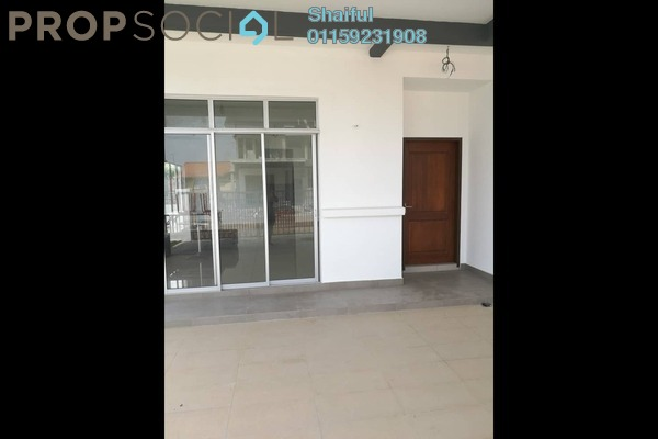 For Sale Terrace at Section 29, Shah Alam Freehold Unfurnished 4R/3B 499k