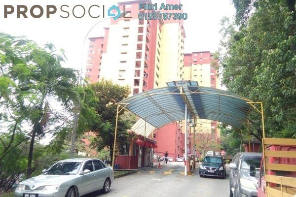 For Sale Condominium at Winner Heights, Desa Petaling Leasehold Unfurnished 3R/2B 280k