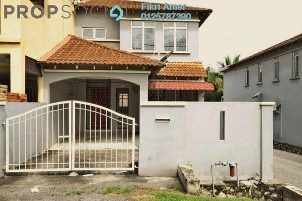 For Sale Terrace at Taman Mawar, Bandar Baru Salak Tinggi Leasehold Unfurnished 4R/3B 450k