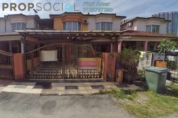For Sale Terrace at Seksyen 8, Bandar Baru Bangi Leasehold Unfurnished 4R/3B 510k