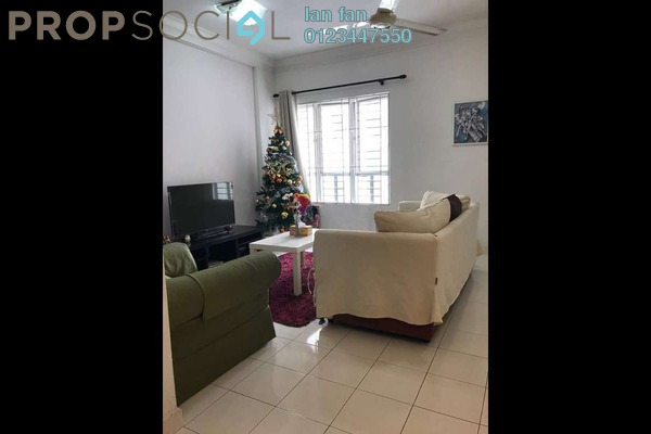 For Rent Condominium at Casa Damansara 1, Petaling Jaya Freehold Fully Furnished 2R/2B 2k