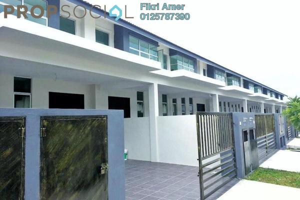 For Sale Terrace at Bangi Avenue, Kajang Freehold Unfurnished 4R/4B 528k