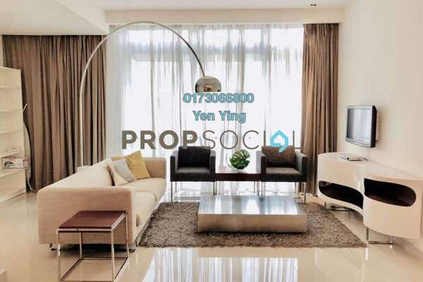 For Sale Serviced Residence at One Residency, Bukit Ceylon Freehold Fully Furnished 1R/1B 830k