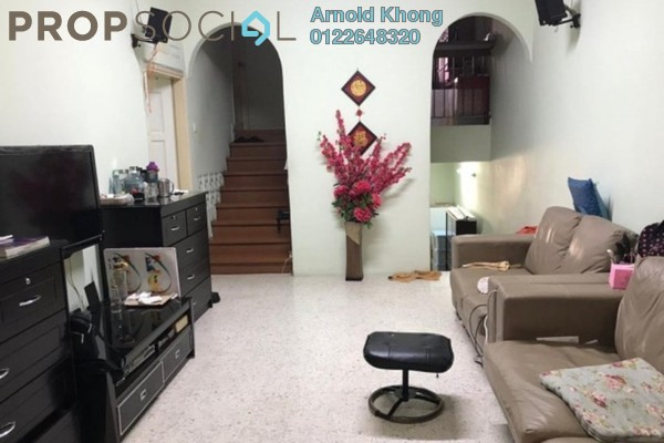 For Sale Terrace at Taman Midah, Cheras Freehold Semi Furnished 5R/2B 829k