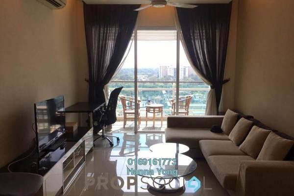 For Rent Serviced Residence at Oasis Ara Damansara, Ara Damansara Freehold Fully Furnished 2R/2B 2.5k