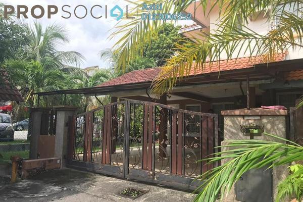 For Sale Terrace at Seksyen 15, Bangi Leasehold Semi Furnished 5R/3B 760k