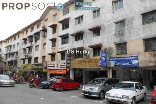 For Rent Shop at Idaman Apartment, Damansara Damai Freehold Unfurnished 1R/1B 2.1k