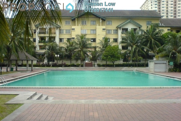 For Rent Condominium at Tiara Ampang, Ampang Leasehold Semi Furnished 3R/2B 2.5k
