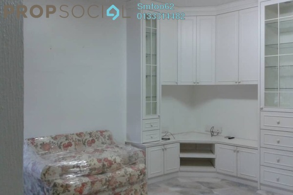 For Sale Townhouse at Section 5, Wangsa Maju Freehold Semi Furnished 3R/2B 500k
