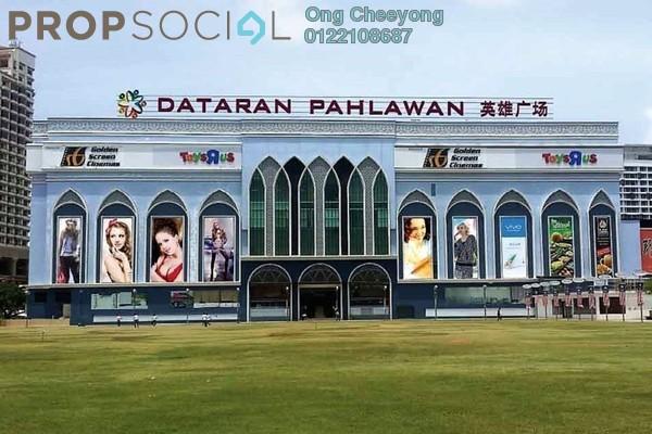 For Sale Shop at Kota Laksamana, Bandar Melaka Leasehold Semi Furnished 0R/0B 4.2m