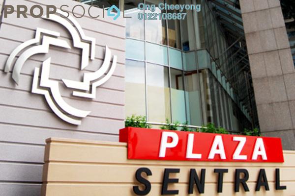For Sale Office at Plaza Sentral, KL Sentral Freehold Unfurnished 0R/0B 2.96m
