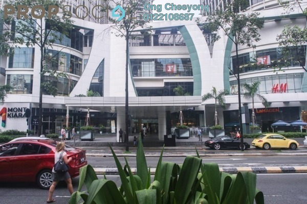 For Sale Office at Mont Kiara Damai, Mont Kiara Freehold Unfurnished 0R/0B 5.5m