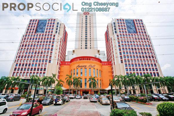 For Sale Shop at Amcorp Mall, Petaling Jaya Freehold Unfurnished 0R/0B 680k