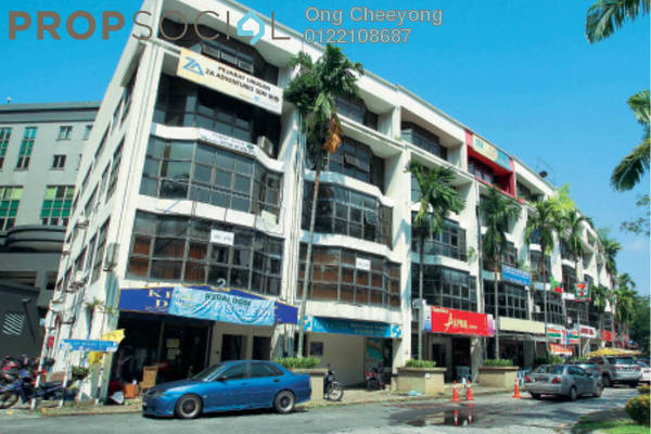 For Sale Shop at Plaza Damansara, Damansara Heights Freehold Unfurnished 0R/0B 8m