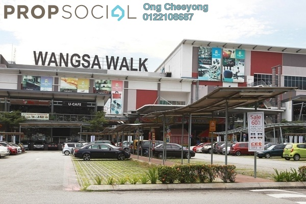 For Sale Shop at Sri Jelatek, Wangsa Maju Freehold Semi Furnished 0R/0B 5.5m