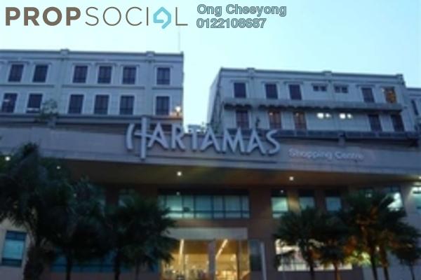 For Sale Shop at Plaza Damas, Sri Hartamas Freehold Semi Furnished 0R/0B 3.1m