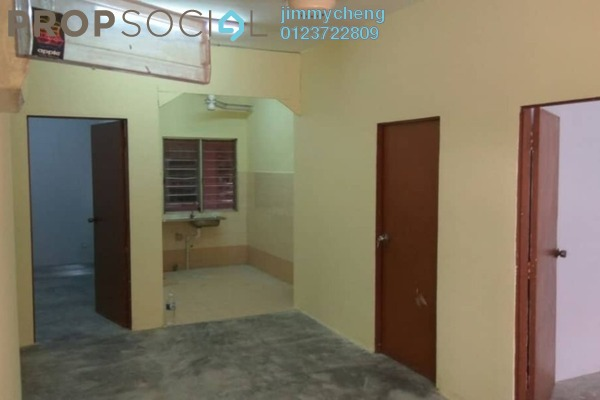 For Sale Apartment at Pendamar Apartment, Port Klang Freehold Unfurnished 3R/2B 90k