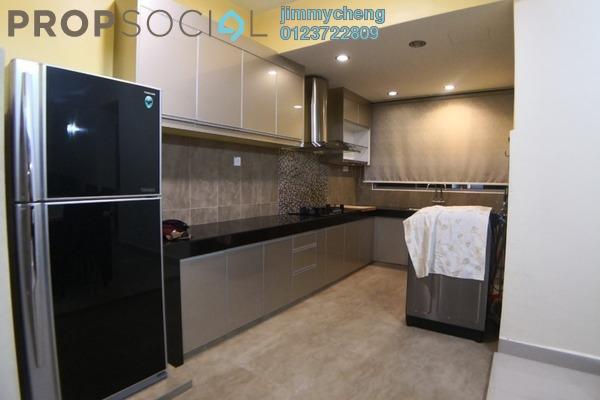 For Rent Condominium at Nilam Puri, Bandar Bukit Puchong Freehold Fully Furnished 3R/2B 1.5k