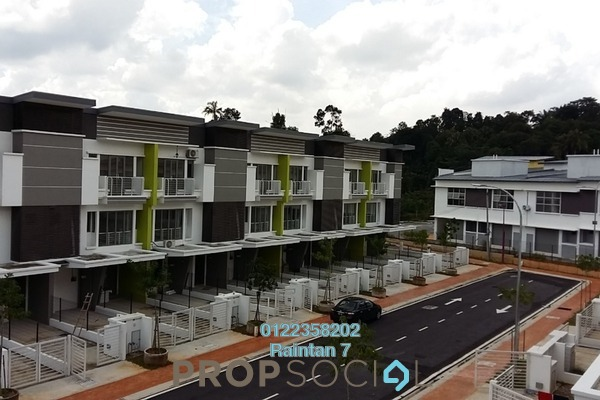 For Sale Townhouse at Desa Tropika, Shah Alam Leasehold Unfurnished 4R/5B 476k