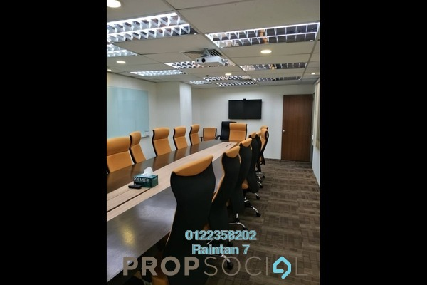For Rent Office at Plaza Dwitasik, Bandar Sri Permaisuri Freehold Unfurnished 0R/0B 14k