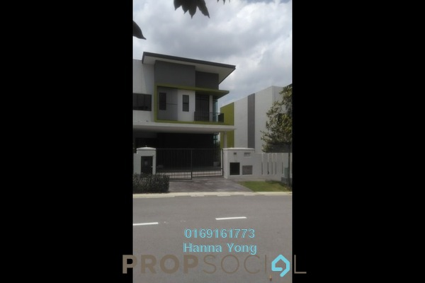 For Sale Bungalow at Emerald West, Rawang Freehold Unfurnished 5R/6B 1.9m