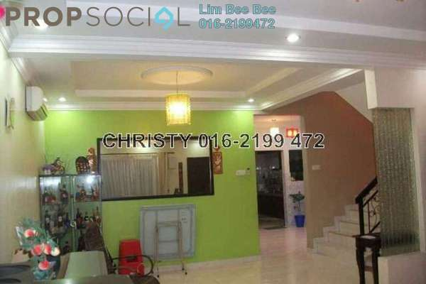 For Sale Terrace at Bandar Bukit Tinggi 1, Klang Freehold Fully Furnished 4R/4B 850k