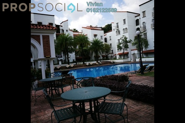 For Rent Condominium at Andalucia, Pantai Freehold Fully Furnished 3R/2B 2.9k