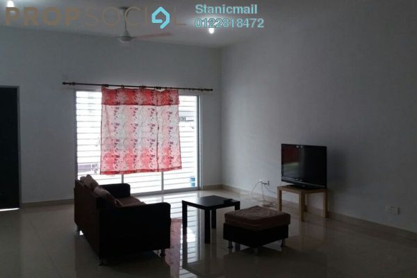 For Rent Terrace at S2 Heights, Seremban 2 Freehold Semi Furnished 4R/3B 1k