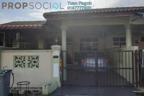 For Sale Terrace at Taman Sri Krubong, Melaka Freehold Unfurnished 3R/2B 245k
