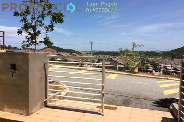 For Sale Terrace at Nusa Intan, Senawang Freehold Semi Furnished 4R/2B 310k