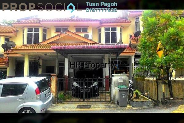 For Sale Terrace at Taman Desa Orkid, Senawang Freehold Unfurnished 3R/3B 239k