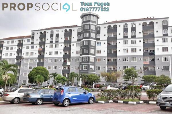 For Sale Apartment at Desa Palma, Putra Nilai Freehold Unfurnished 3R/2B 199k