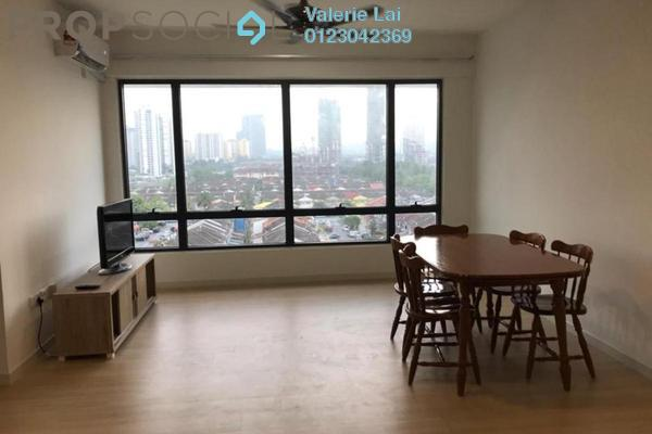 For Rent Serviced Residence at You One, UEP Subang Jaya Freehold Semi Furnished 1R/1B 1.7k