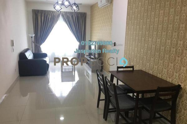 For Rent Condominium at Savanna Executive Suites, Southville City Freehold Fully Furnished 3R/2B 1.5k