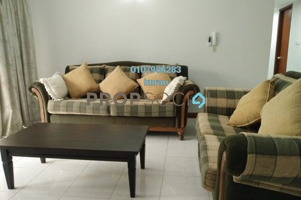 For Rent Condominium at Almaspuri, Mont Kiara Freehold Fully Furnished 4R/3B 4.2k