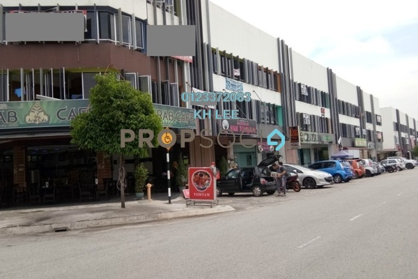 For Sale Shop at Setia Taipan, Setia Alam Freehold Unfurnished 0R/0B 1.98m