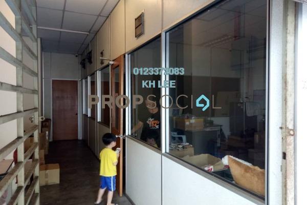 For Sale Shop at Taman Saga, Klang Freehold Unfurnished 0R/0B 500k