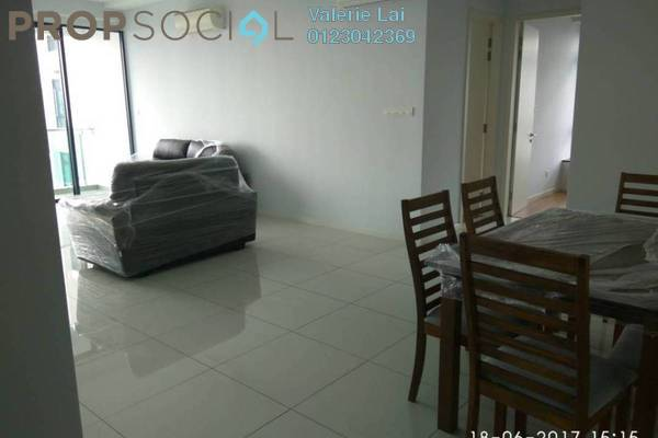 For Rent Condominium at LaCosta, Bandar Sunway Freehold Semi Furnished 4R/3B 3.8k