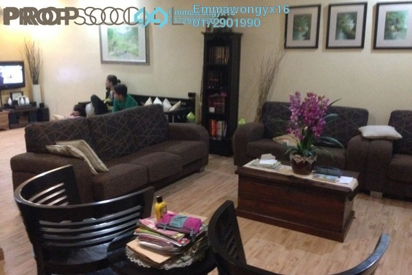 For Rent Terrace at SD8, Bandar Sri Damansara Freehold Fully Furnished 4R/3B 2k