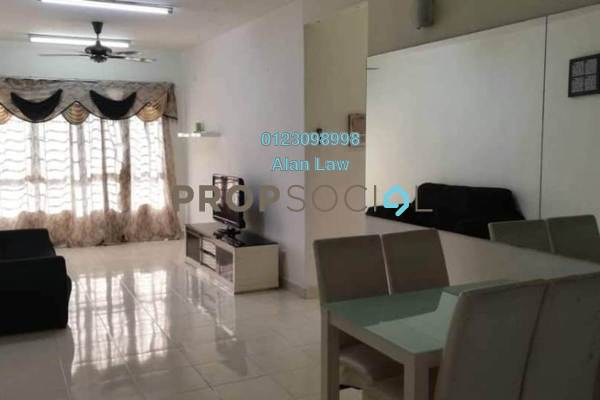 For Rent Condominium at Banjaria Court, Batu Caves Freehold Fully Furnished 3R/2B 1.6k