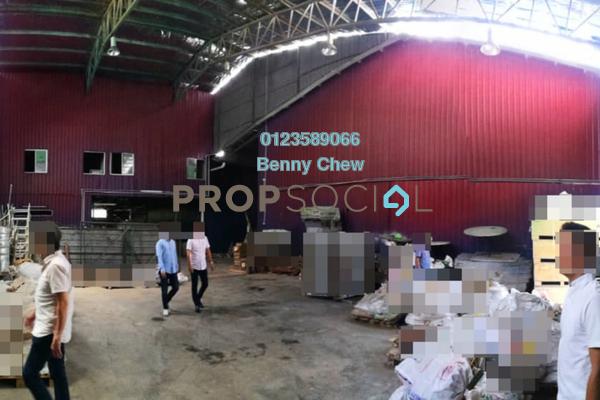 For Sale Factory at Kawasan Perindustrian Balakong, Balakong Freehold Semi Furnished 0R/0B 9m
