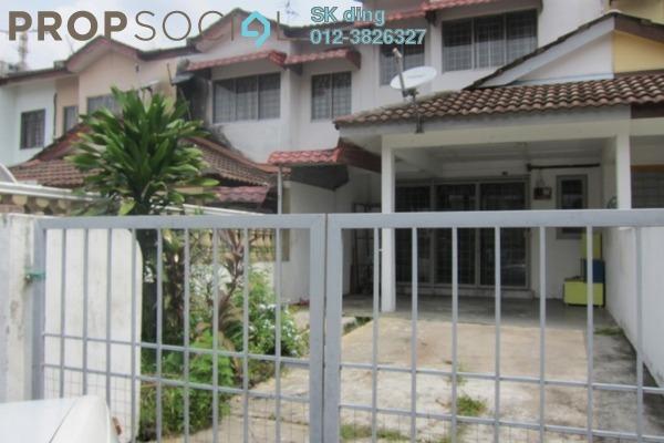 For Rent Terrace at Jalan Tiong, Bandar Puchong Jaya Freehold Unfurnished 3R/2B 1.3k