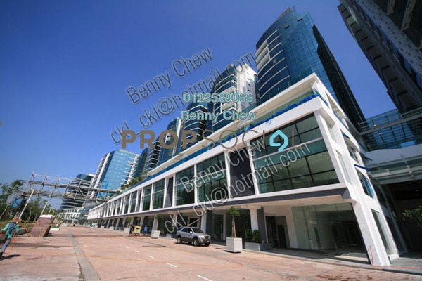 For Rent Office at UOA Business Park, Saujana Freehold Semi Furnished 0R/0B 8.8k