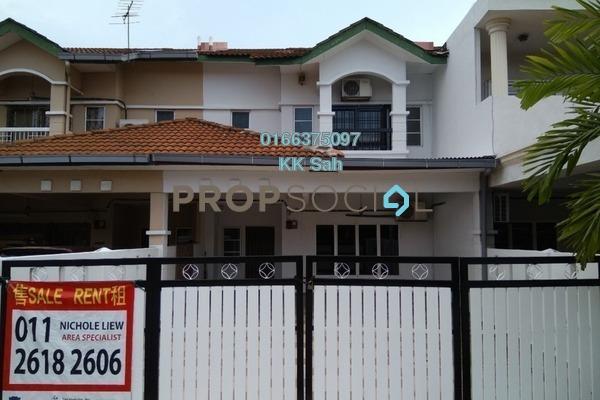 For Sale Link at Bandar Puteri Klang, Klang Freehold Fully Furnished 4R/3B 600k