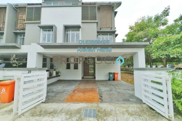 For Sale Terrace at Precinct 16, Putrajaya Freehold Unfurnished 6R/5B 1.38m