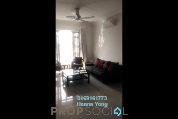 For Rent Serviced Residence at Subang Avenue, Subang Jaya Freehold Fully Furnished 3R/2B 2.5k