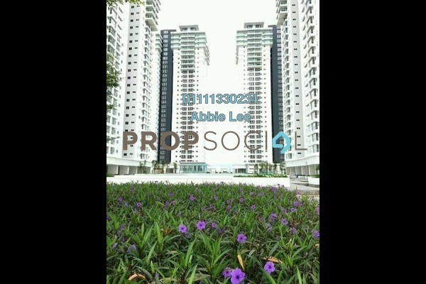 For Rent Condominium at Maxim Citilights, Sentul Freehold Semi Furnished 3R/2B 1.3k