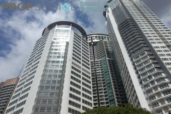 For Rent Apartment at The Crest, Kuala Lumpur Freehold Semi Furnished 3R/2B 3.8k